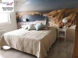 schlafzimmer fototapete fototapete strand für schlafzimmer