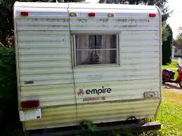 gr8lakescamper vintage camper for sale 1978 empire
