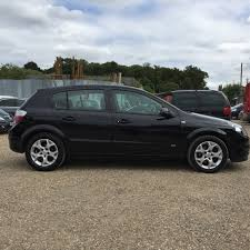 vauxhall astra for sale vauxhall astra 1 7 cdti sxi diesel black cambridge