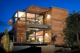 modern home architects steve glenn of livinghomes creates architect designed green pre
