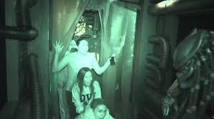 avp alien vs predator night vision halloween horror nights