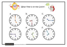 telling time assessment worksheet telling the time assessment sheet by ram teaching