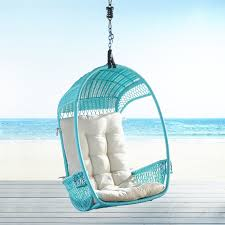Single Person Hammock Chair Turquoise Swingasan Hanging Chair Pier 1 Imports