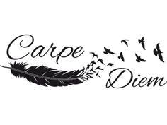 carpe diem its finally done ink