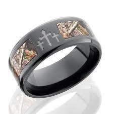 camo wedding rings men s black camo cross ring titanium buzz