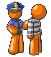 imagenes de archivo libres de derechos hombre persona orange policía captura a un ladrón concepto general