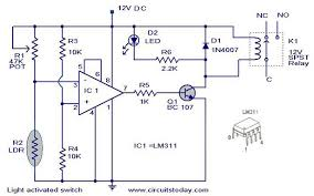 activated switch circuit