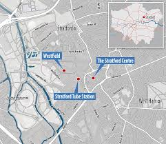 Westfield London Floor Plan Acid Attack At Stratford Tube Station Daily Mail Online