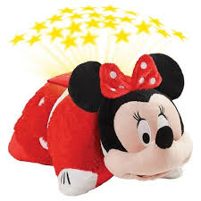 pillow pet night light target minnie mouse dream lites nightlight multicolor pillow pets