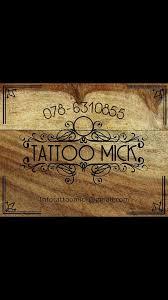 tattoo mick dordrecht home facebook