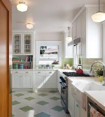 Glass Door Kitchen Wall Cabinet Interior Linoleum Kitchen Flooring With Grey Granite Countertop