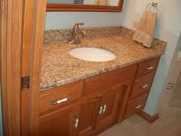 Tile Bathroom Countertop Ideas Granite Bathroom Countertops Ideas Home Inspirations Design