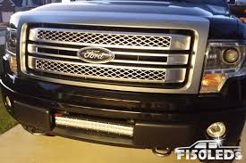 2013 f150 light bar 2009 14 f150 22 21 6 f150 led bar for lower intake grill