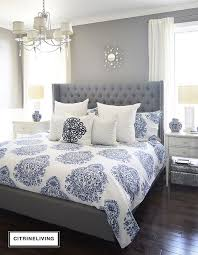 the 25 best blue gray bedroom ideas on blue gray