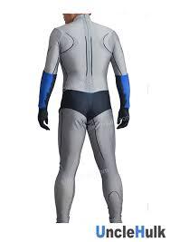 grey batman lycra zentai costume unclehulk com studio
