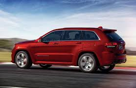 2014 jeep grand cherokee srt anger issues