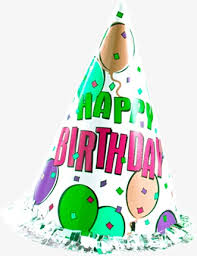happy birthday hat creative happy birthday hat creative happy birthday png image