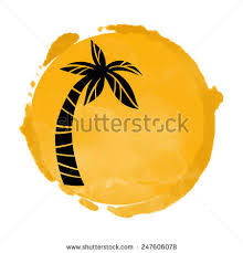 coconut tree vector stock images royalty free images vectors