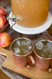 spiced apple rum punch a owl