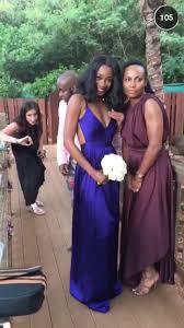 porsha williams wedding rihanna serves as bridesmaid at her assistant u0027s 4 20 themed