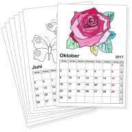 Kalender 2018 Gestalten Kostenlos Kostenlose Kalendervorlagen Kinderkalender Alle Jahre