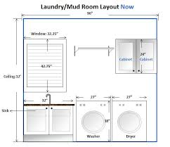 Laundry Room Cabinet Height Mid Size 6ft 6ins X 9ft 1 98 X 2 74m Laundry Room Sized For