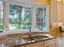 Kitchen Bay Window Curtain Ideas by Kitchen Bay Window Decorating Ideas Photo Of Exemplary Best Ideas
