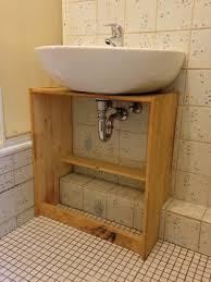 shabby chic bathroom furniture shabby chic rast vanity hack ikea hackers