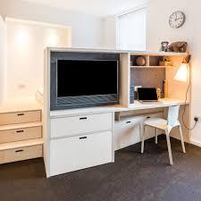 small studio apartment big enough for four interior designs