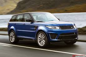 range rover sport 2015 range rover sport svr going on sale in october first deliveries