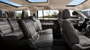Ford Explorer Interior Dimensions 2019 Ford Flex New Version Redesign Release Date And Prices