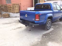 volkswagen amarok lifted amarok rear bumper