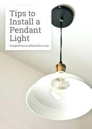 how to install a light fixture how to install a light fixture the hard way big idea installing an