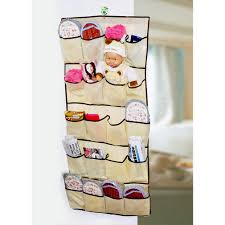 online get cheap cloth organizer hanging aliexpress com alibaba 1 pcs 20 pockets over door cloth shoe organizer hanging hanger closet space storage hot worldwide