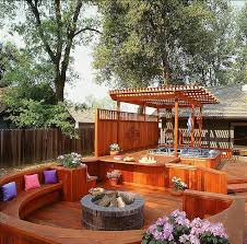 Backyards Ideas 271 Best Hot Tub Ideas Jacuzzi And Spa Images On Pinterest