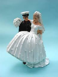 army wedding cake toppers unique for marine wedding cake toppers chocolate recipes cake