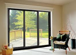 Double Pane Patio Doors by 6 Panel Triple Track Aluminium Patio Door Ours Would Be 4 Asa
