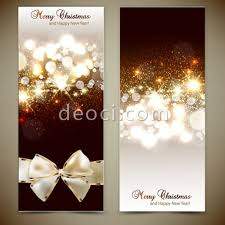 design x banner wedding abstract gold stars bow x of banner christmas and new year