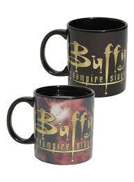 Heated Coffee Mug Buffy The Vampire Slayer Heat Change Mug Topic