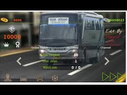 Game Bus Mod Indonesia Apk | gameplay dr drving mod bus indonesia youtube