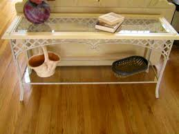 Iron Sofa Table bedroom handsome wrought iron console tables sofa shop online