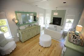 to da loos seafoam green country bathroom retreat