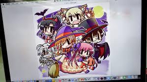 halloween anime pics halloween anime