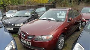 used nissan almera for sale rac cars