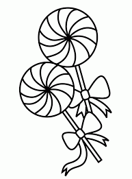 cookie coloring pages lollipop coloring kids coloring art