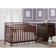 Espresso Convertible Crib by Best Baby Cribs With Changing Table Full Size Of Blue Brown Oak