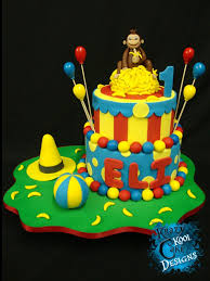 curious george cake topper 26 best ideas for cakes images on curious george cakes
