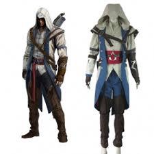 Assassins Creed Kid Halloween Costume Assassins Creed Iii Ratonhnhake Ton Connor Costume Connor Kenway
