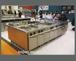 commercial kitchen islands 645721021 780 stainless steel commercial kitchen equipment for