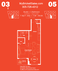 mybrickell floor plans mybrickell my brickell